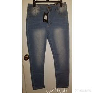 Alexa High Rise Skinny Jeans